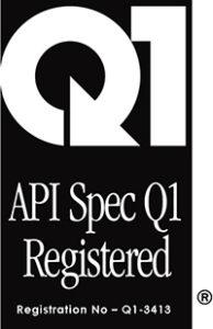 API Spec Q1 certificate